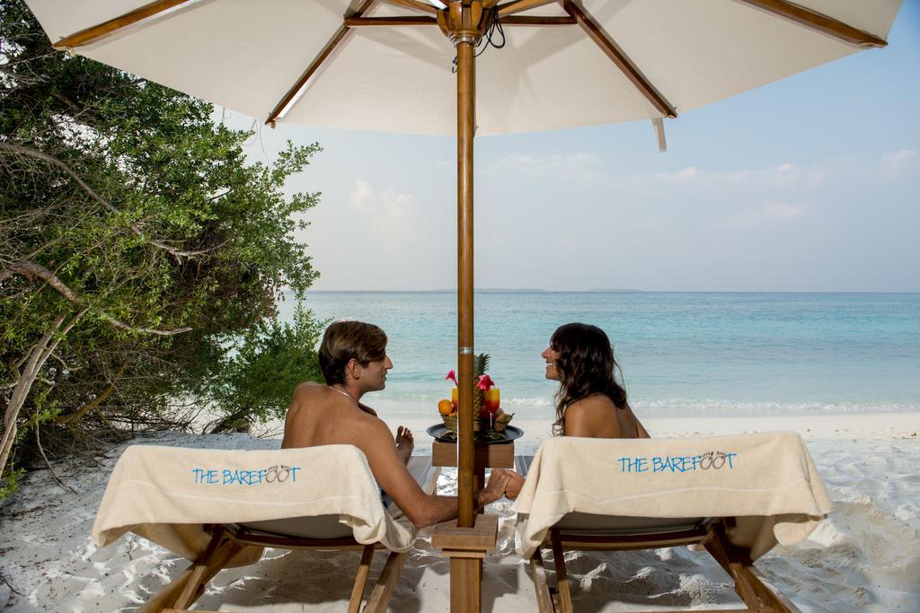Bröllopsresa Till Maldiverna Och Hanimaadhoo