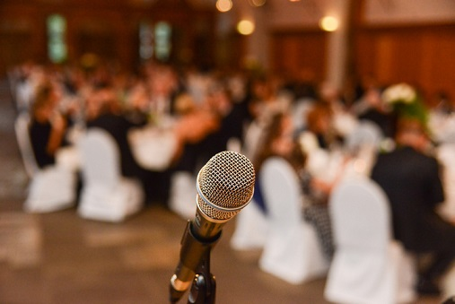 Skriva Tal För Bröllop