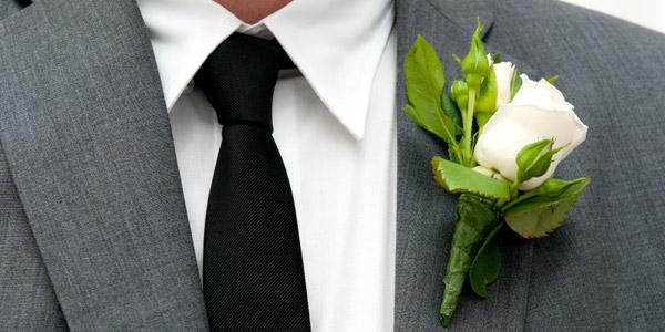 Brudgummen Klader