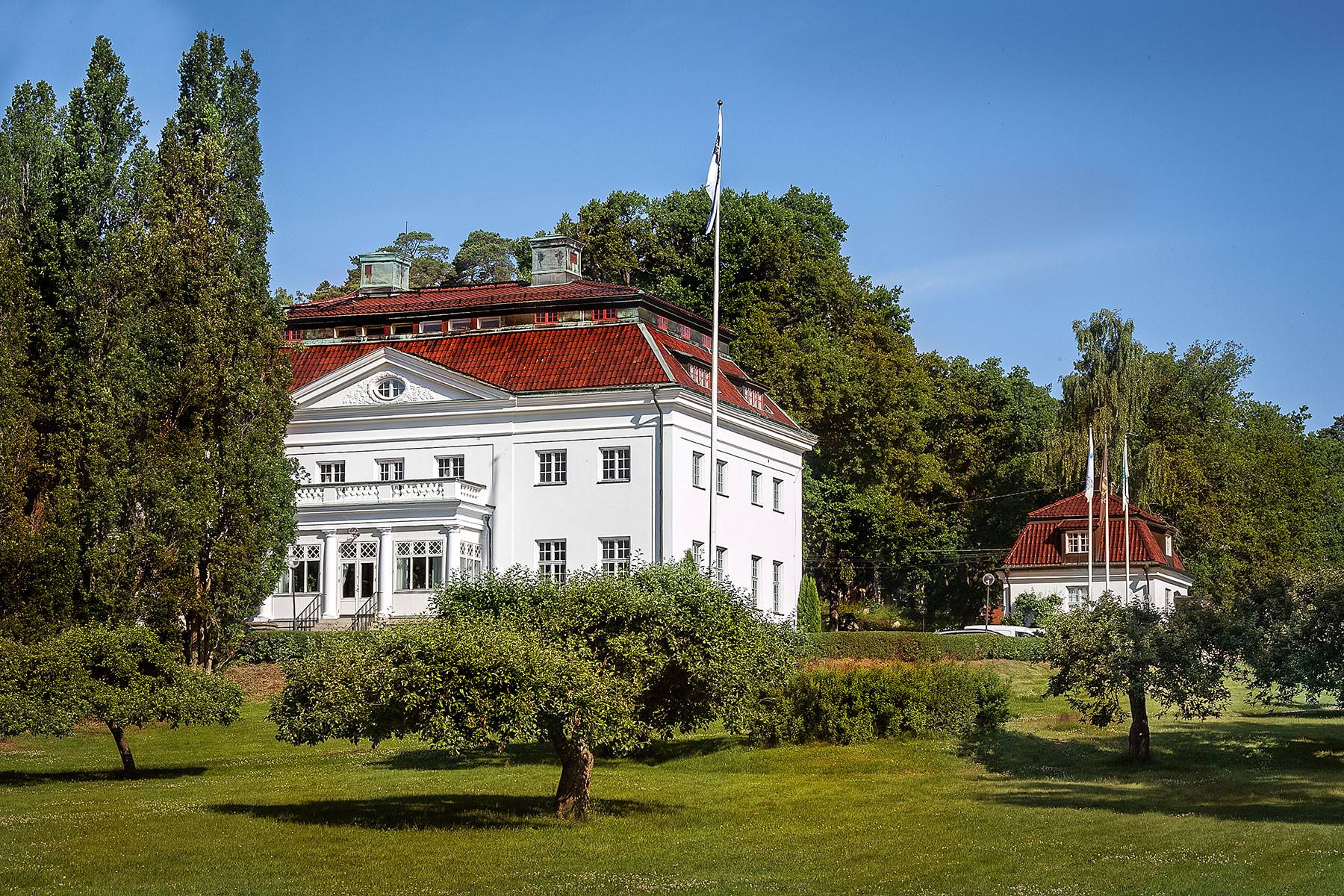 Bergendal Herrgården