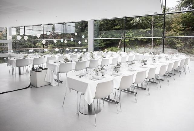 Bröllop på Världskulturmuseet Göteborg